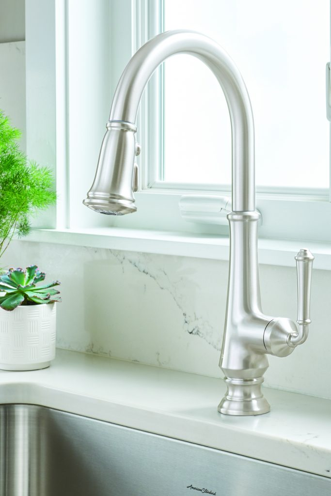 Delancey Kitchen Faucet