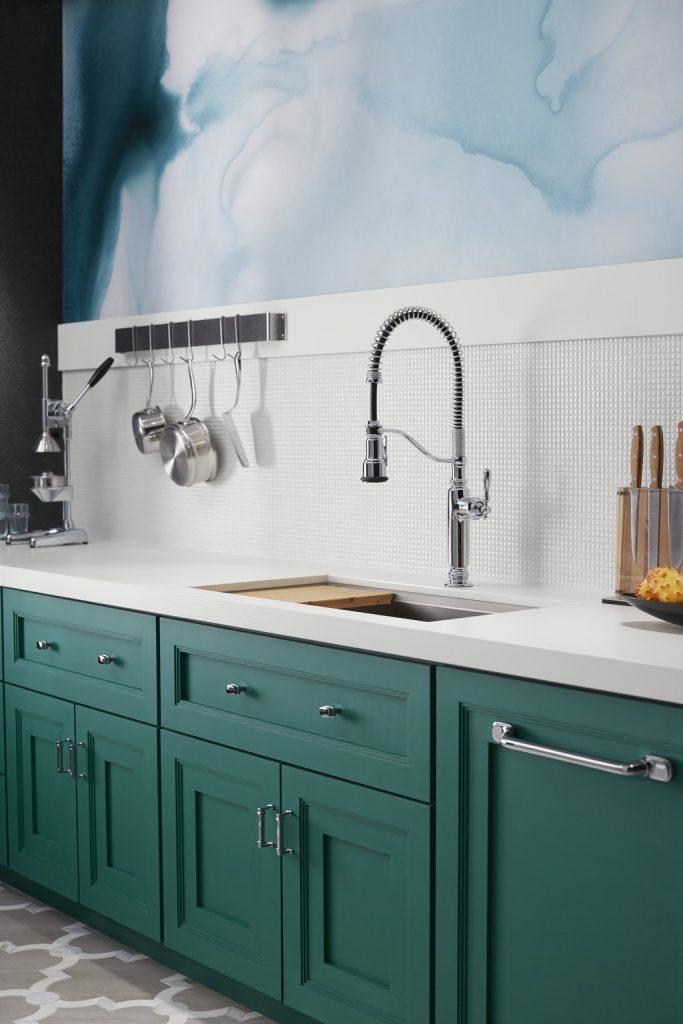 Tournant Kitchen Faucet