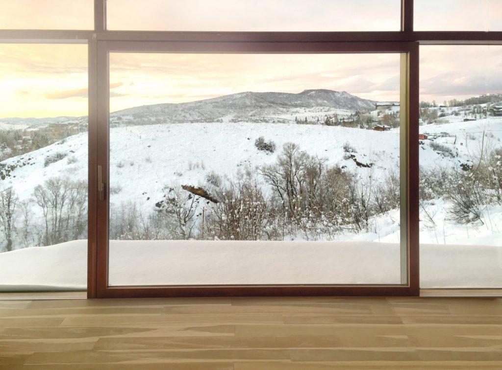 Door offers maximized views