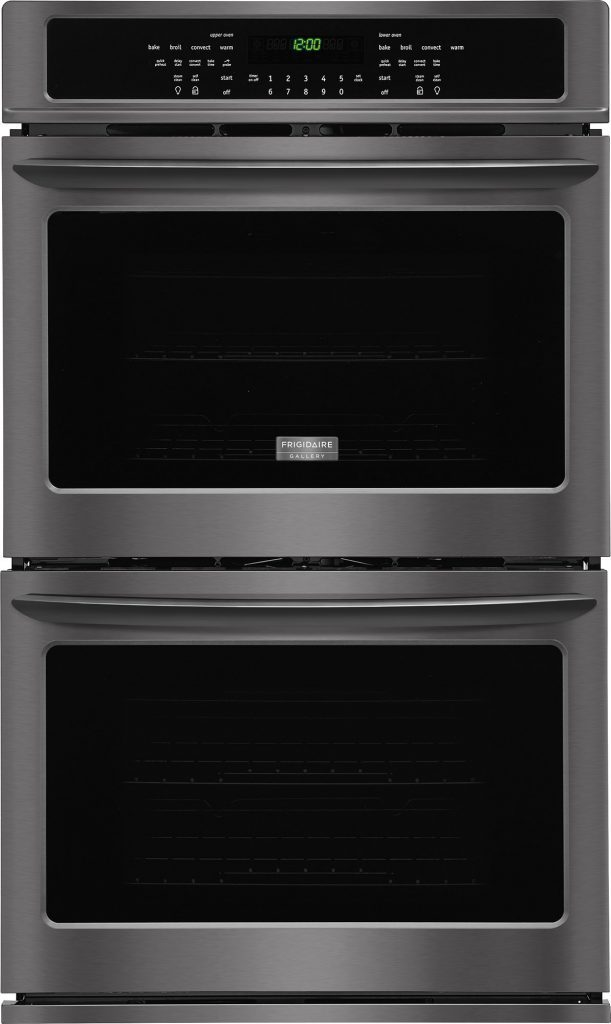 Black Stainless Kitchen Appliances
