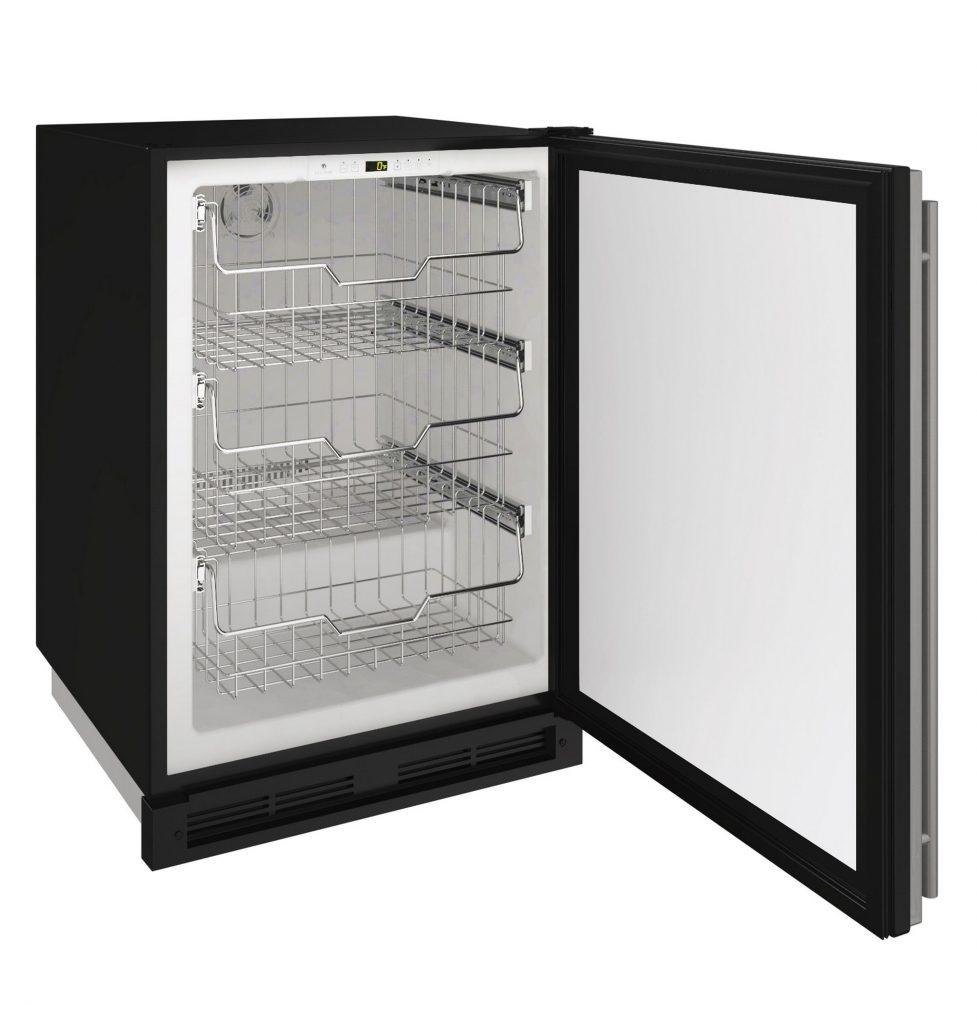 Convertible Undercounter Freezer