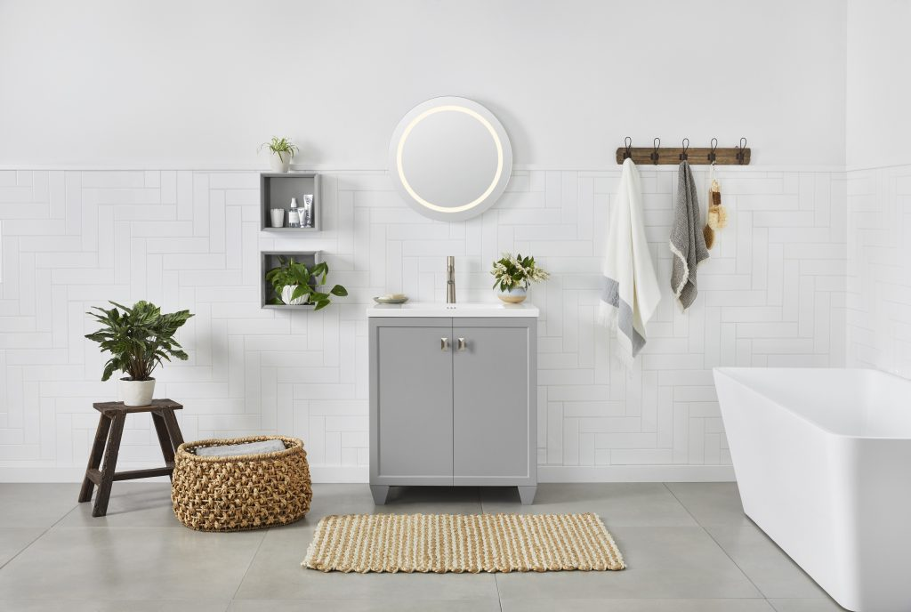 Customizable Bath Vanity