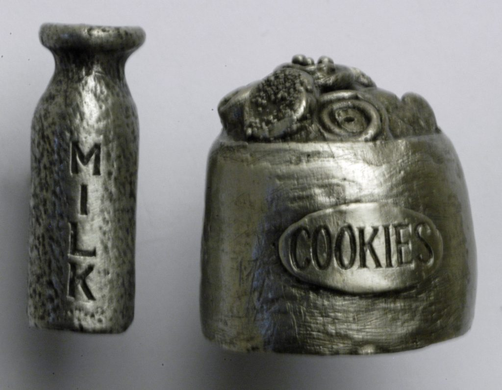 Milk and Cookies Cabinet Knobs