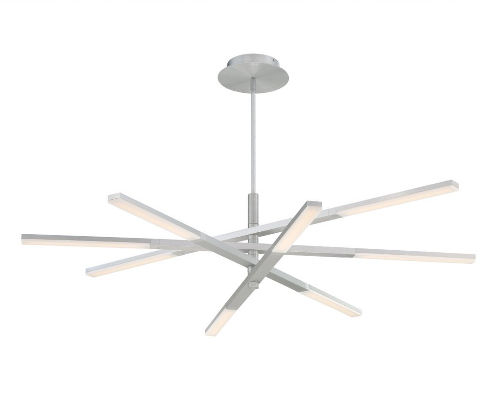 Helicopter Influenced Chandelier