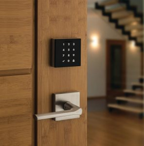 touch-screen electronic lock