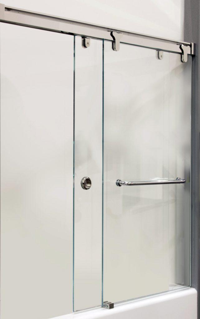 Bypass Shower Door System