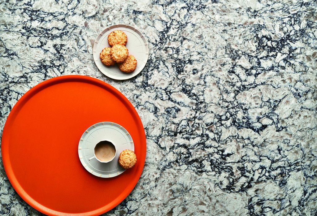 Granite-Inspired Quartz