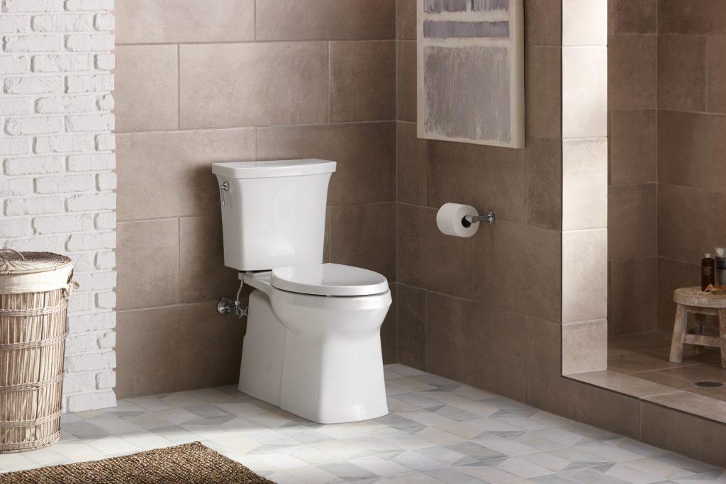 Corbelle Toilet