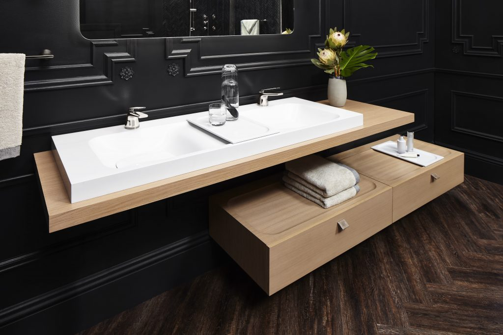 Modulus Countertop Bath Sinks