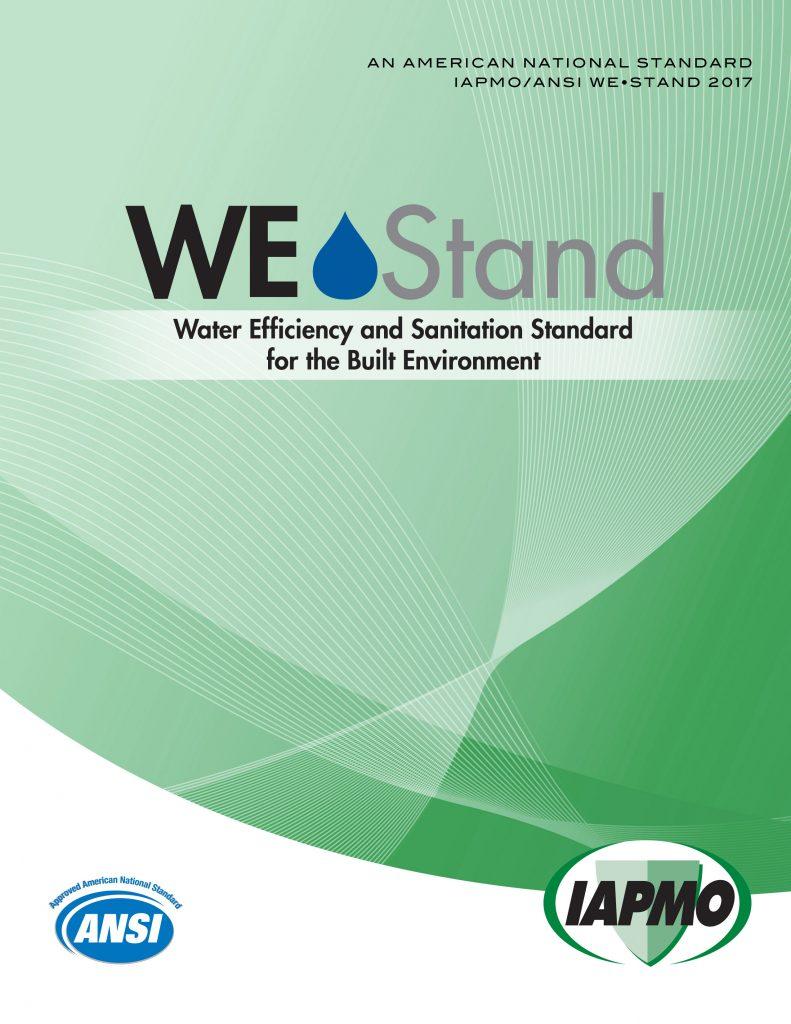 Water Efficiency Standard