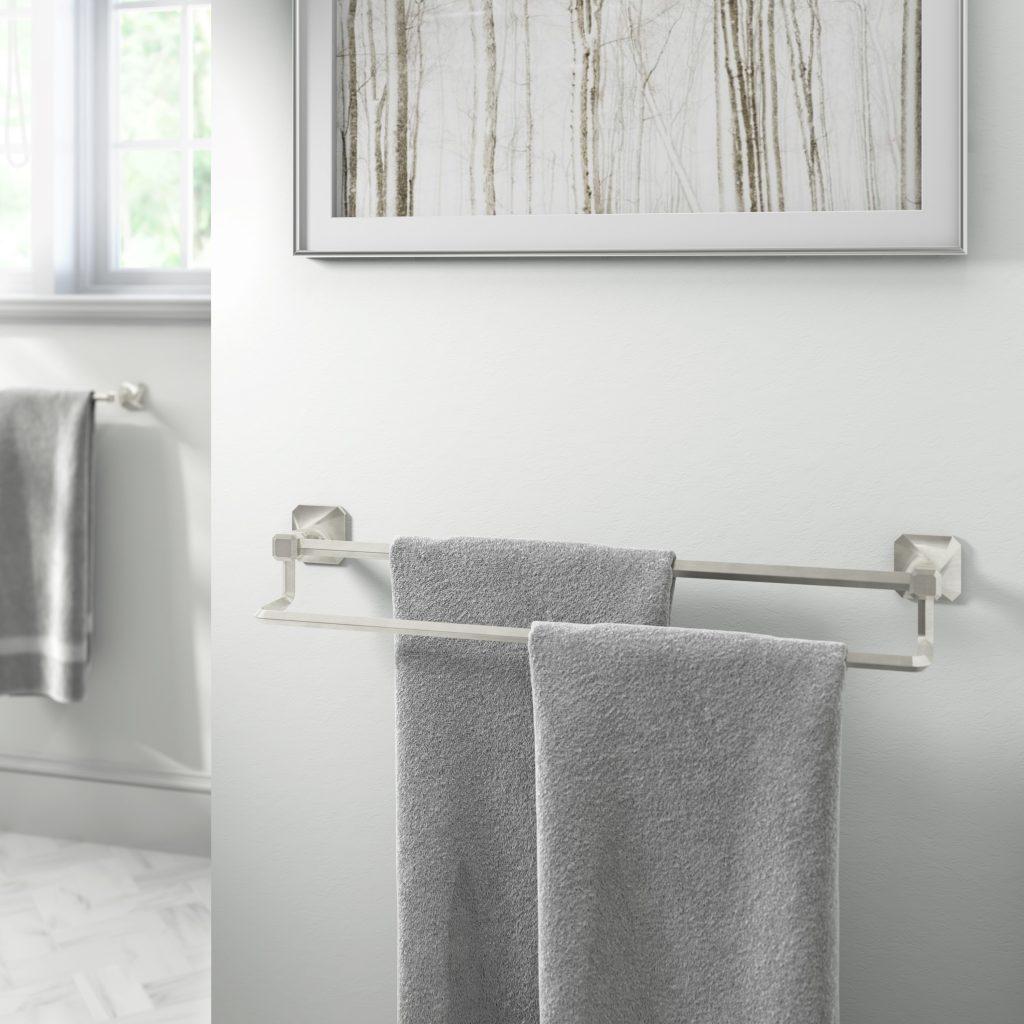Napier Double Towel Bar