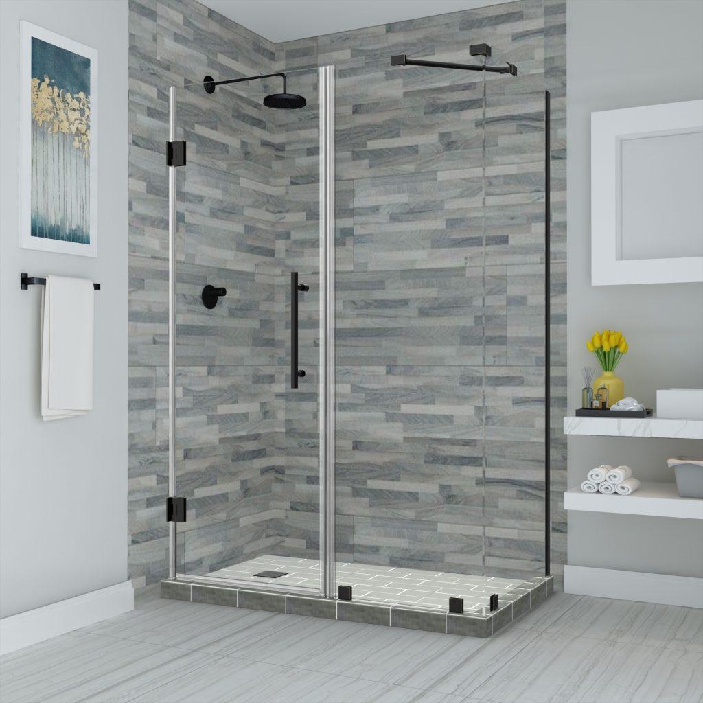 Bromley Frameless Shower Enclosure
