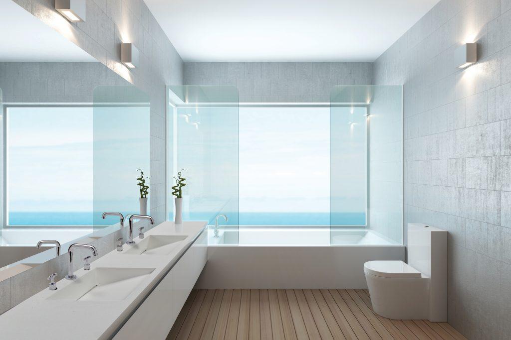 Incline Bath Sink