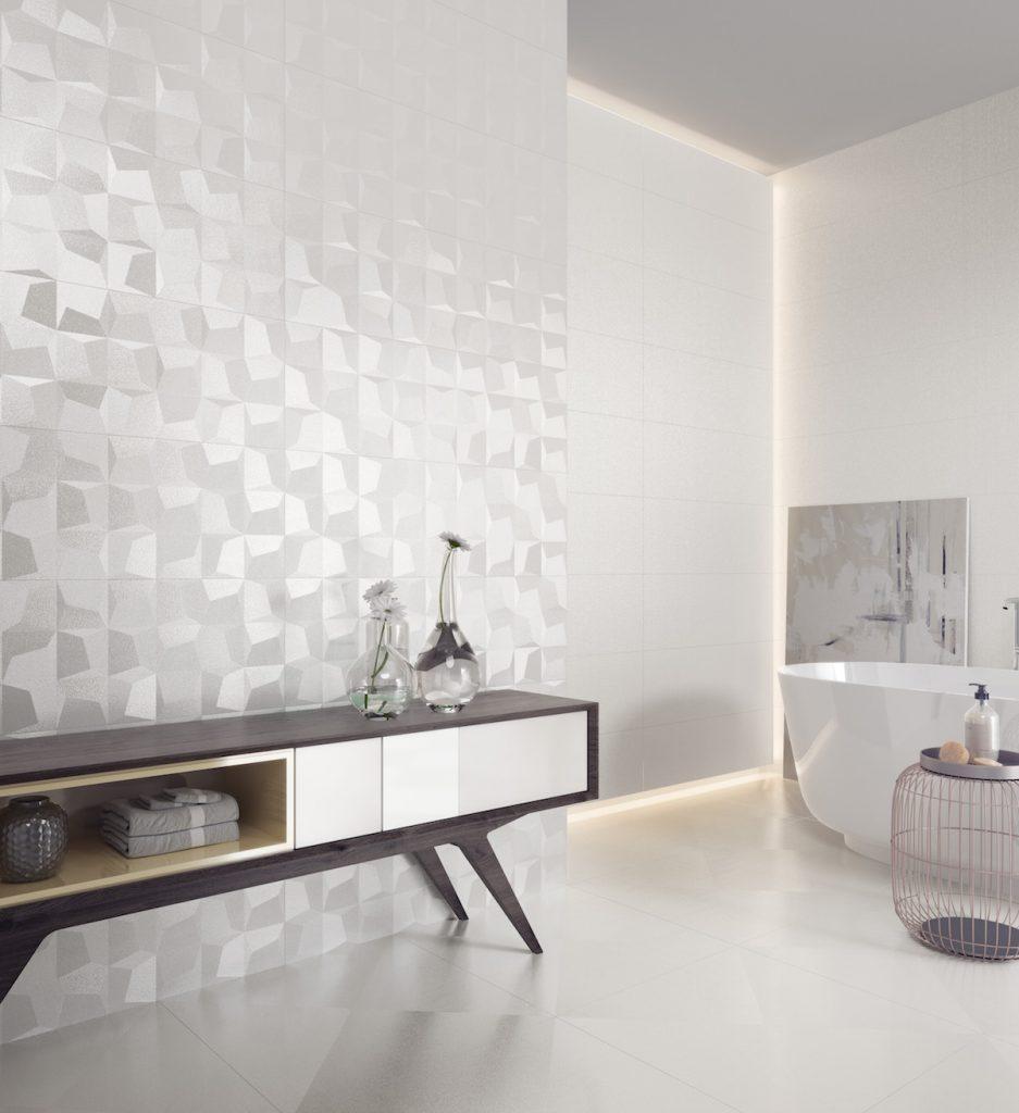 Textured Ceramic Tile