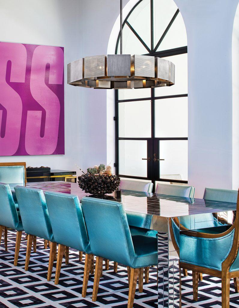 Modernist Light Fixture