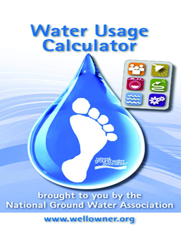 What's App: Water Use Calculator