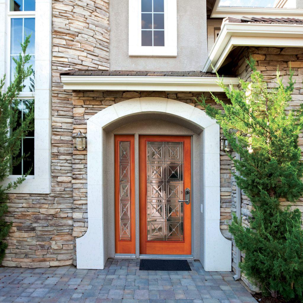 Exterior door collection spotlights craftsmanship
