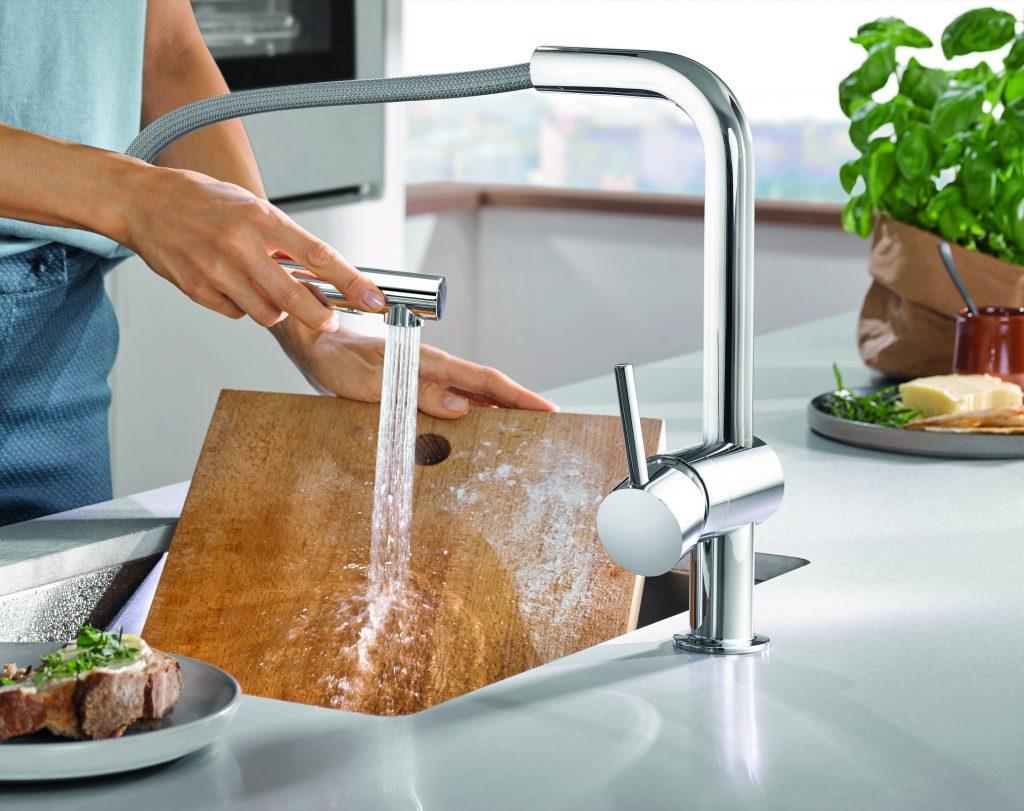 Minta Kitchen Faucet
