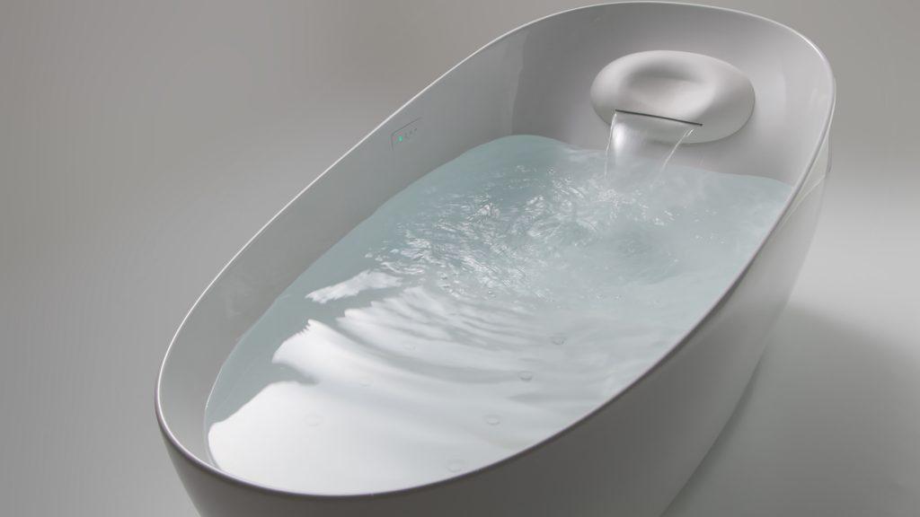 Zero Gravity Tub Experience