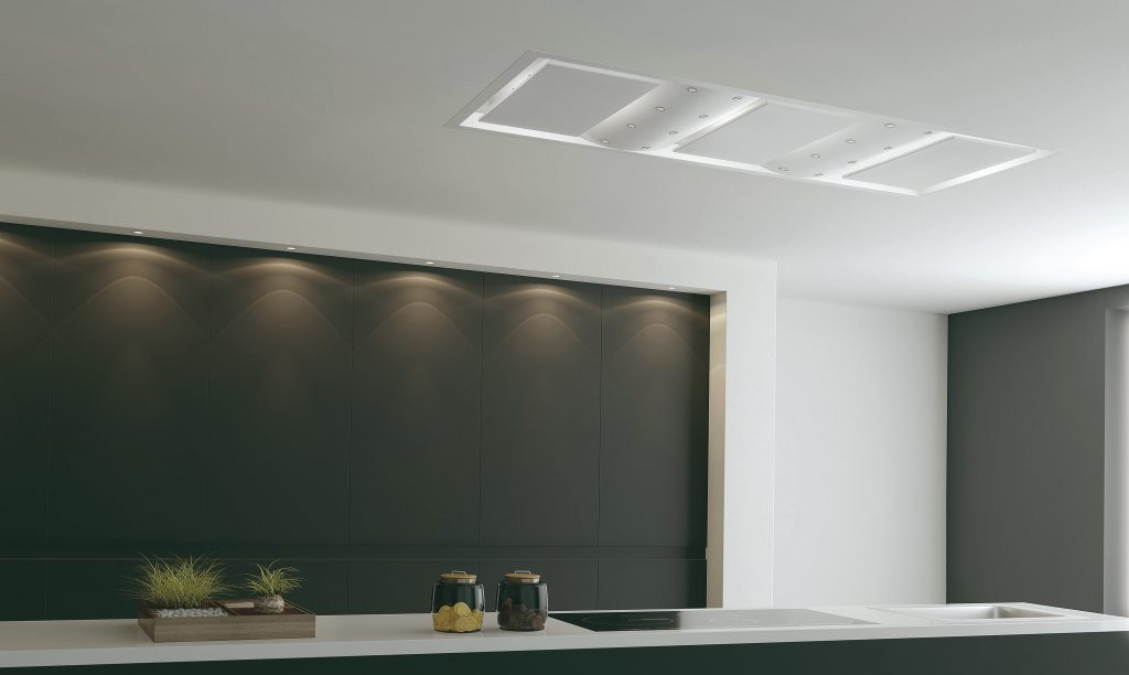 Integrated Ceiling Hood