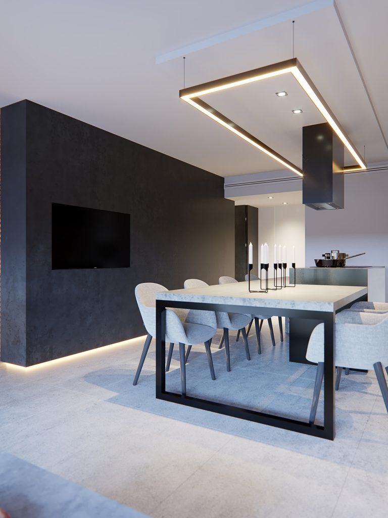 Transitional Kitchens Gaining in Popularity
