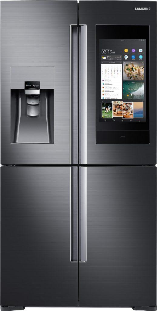 Updated Family Hub Refrigerator