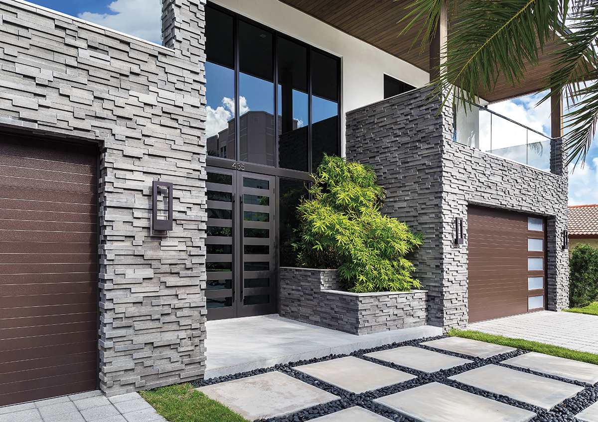 Raise The Profile Of Manufactured Stone Veneer Remodeling Industry News Qualified Remodeler