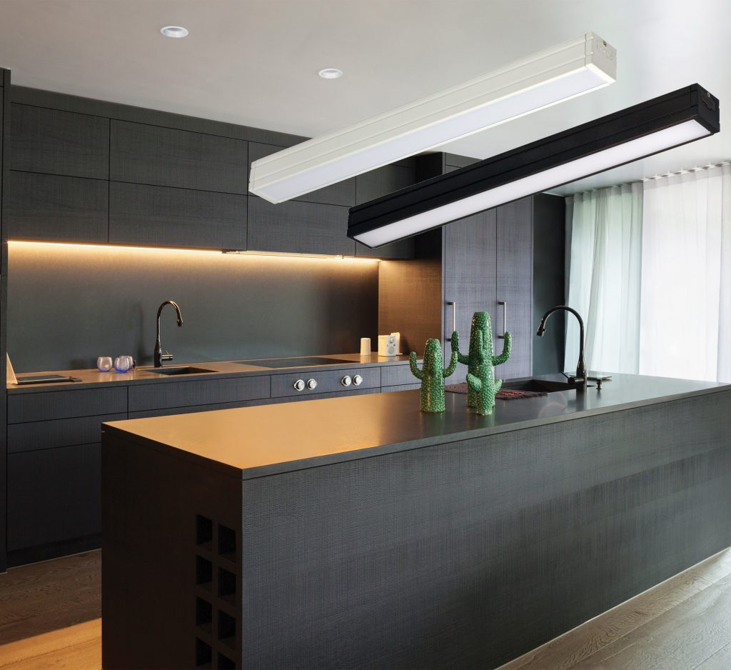 Dimmable Linear Fixture