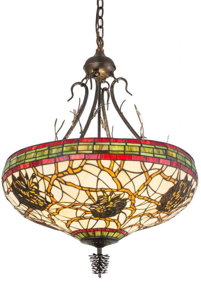 Pinecone Tiffany Lighting