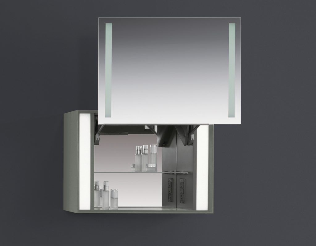 Lift-Up Medicine Cabinet