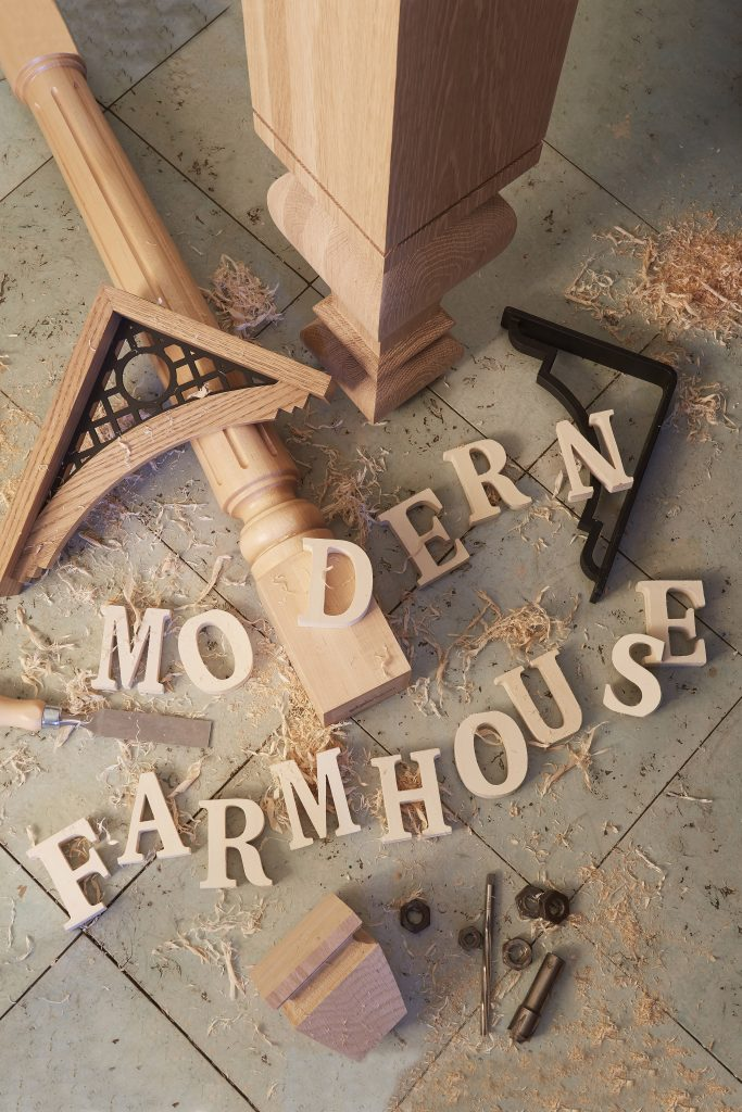 Modern Farmhouse Components