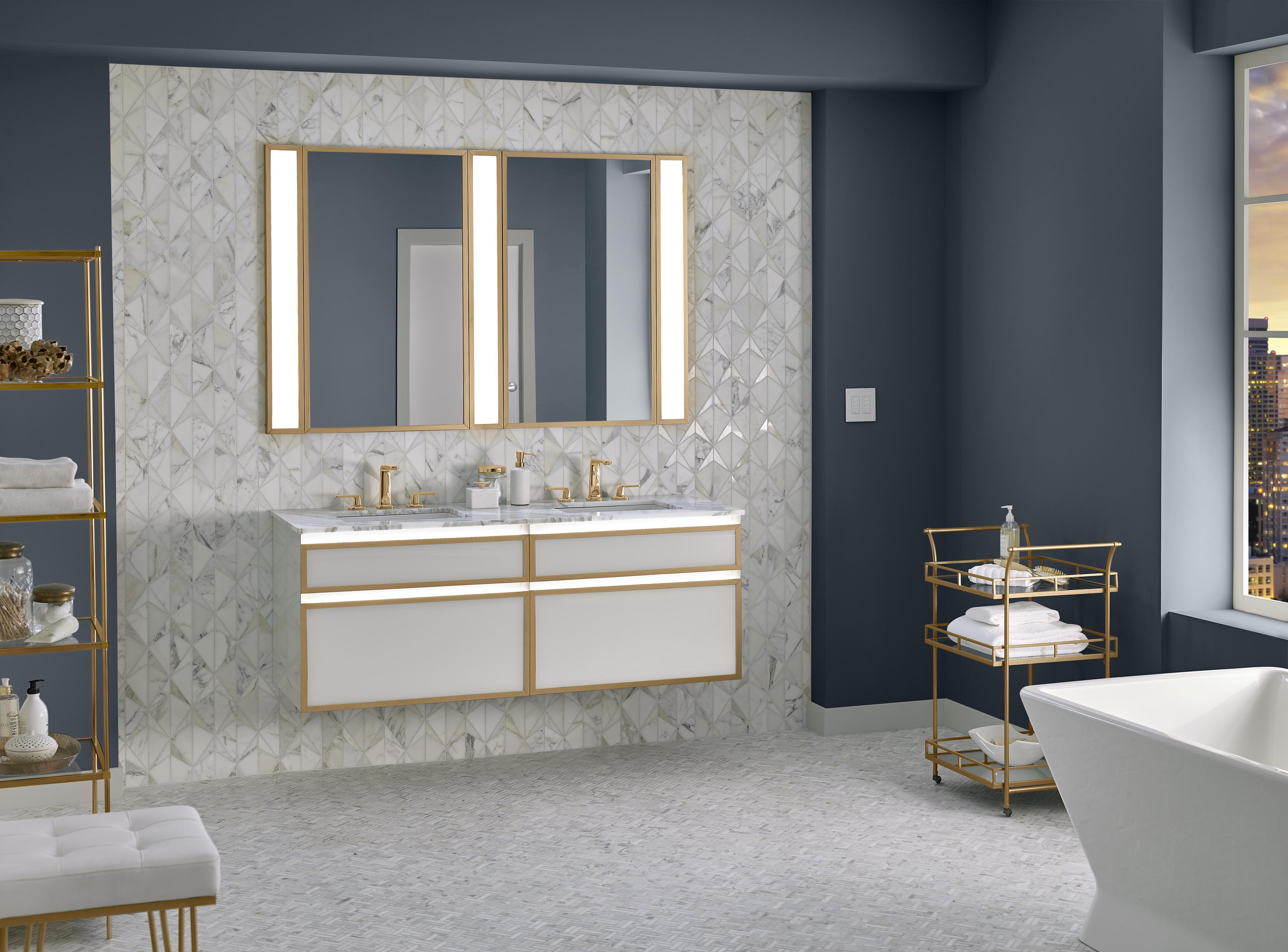 Customize Assortment Of Medicine Cabinets Vanities Lighting Remodeling Industry News Qualified Remodeler