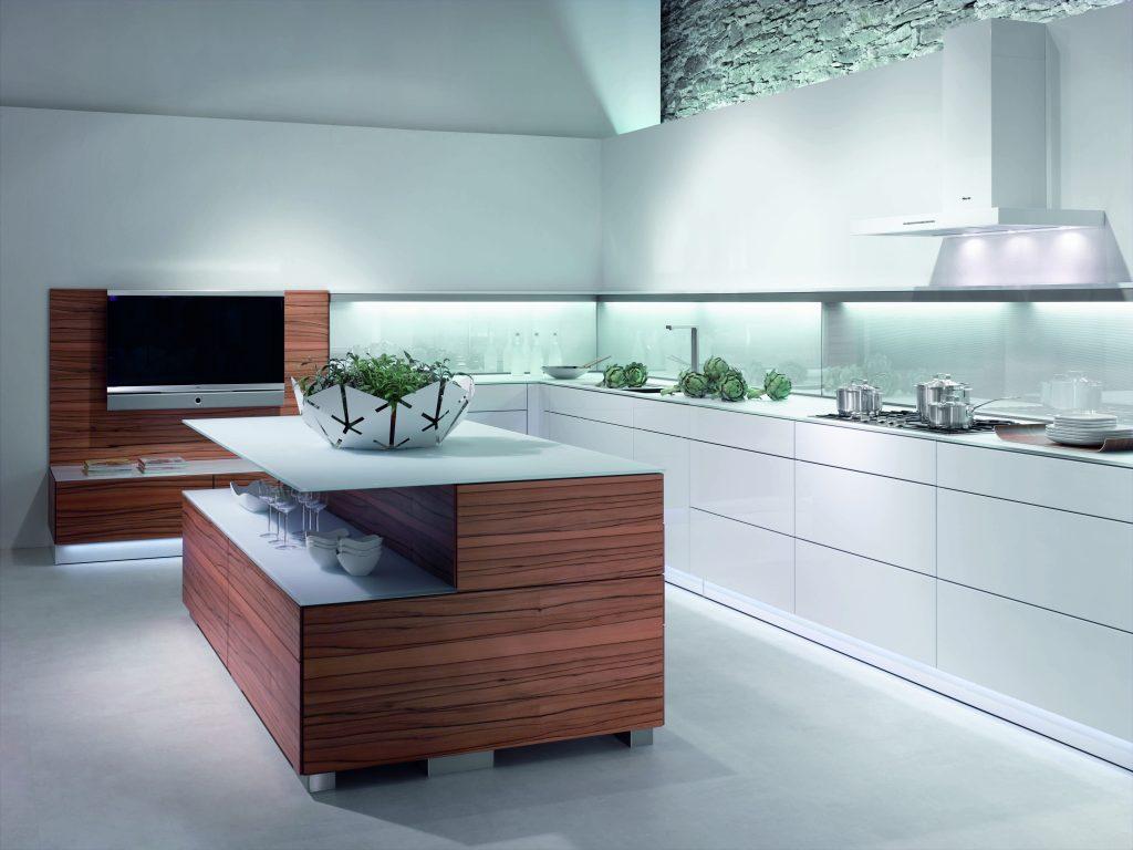 Modern Kitchen Display