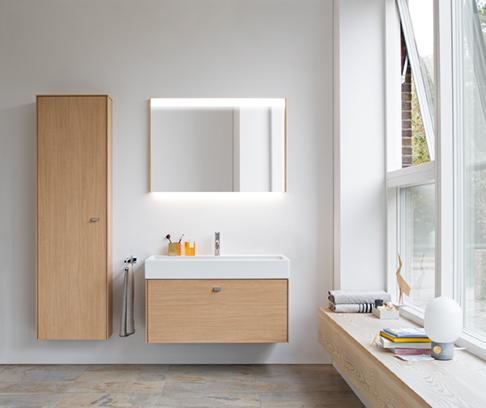 Brioso Bath Furniture Collection