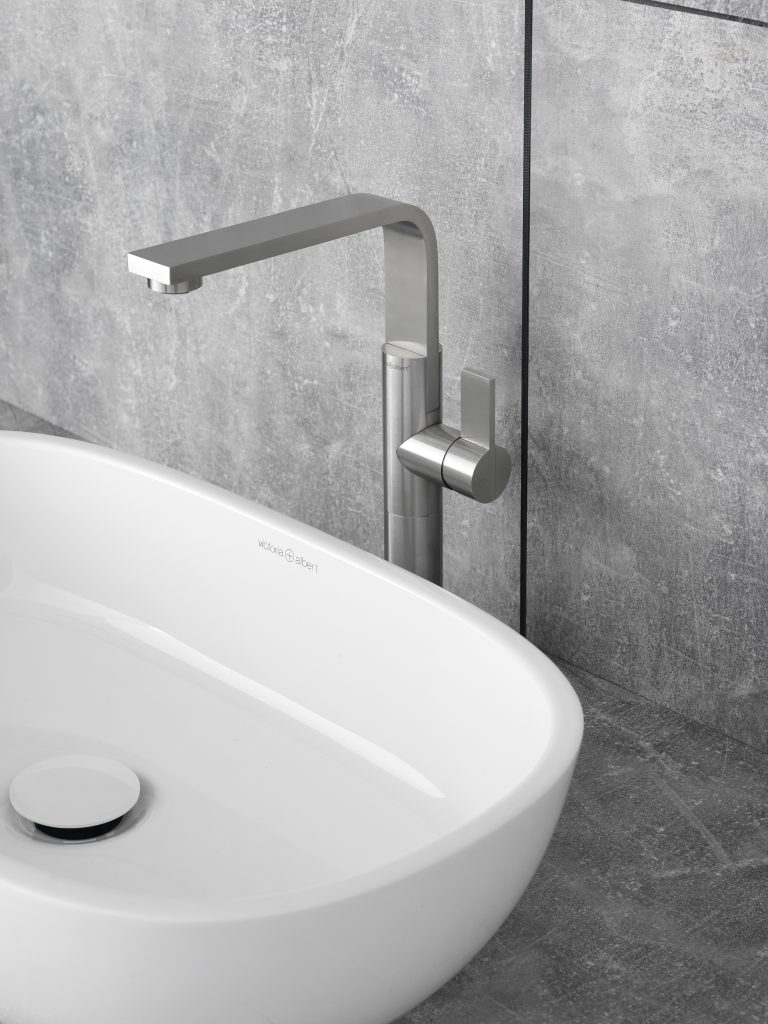 Stainless Steel Bath Faucets