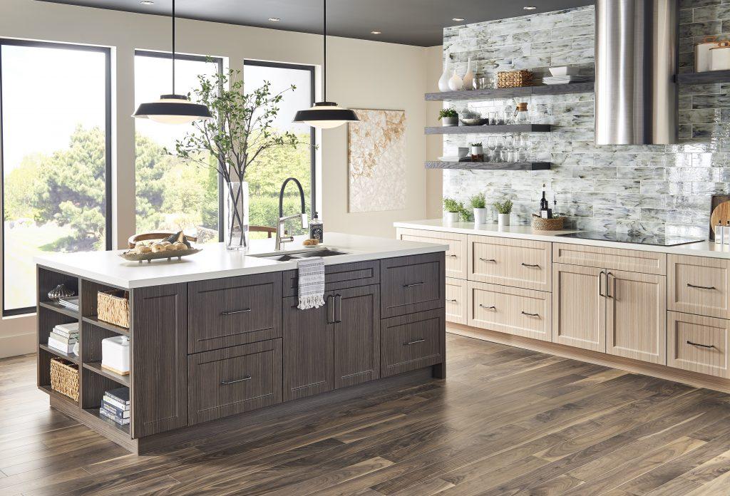 3-D Textured Cabinet Laminates