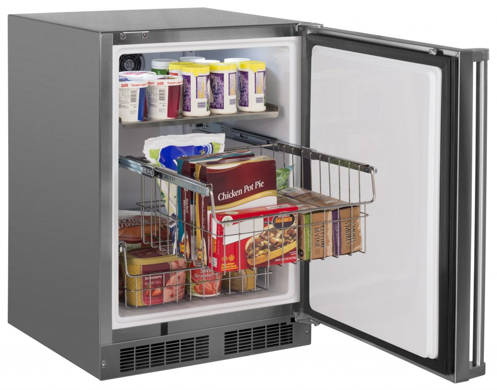 Outdoor Undercounter Freezer