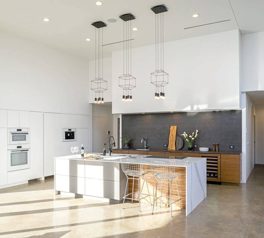 Prairie Home Kitchen Defies Expectations