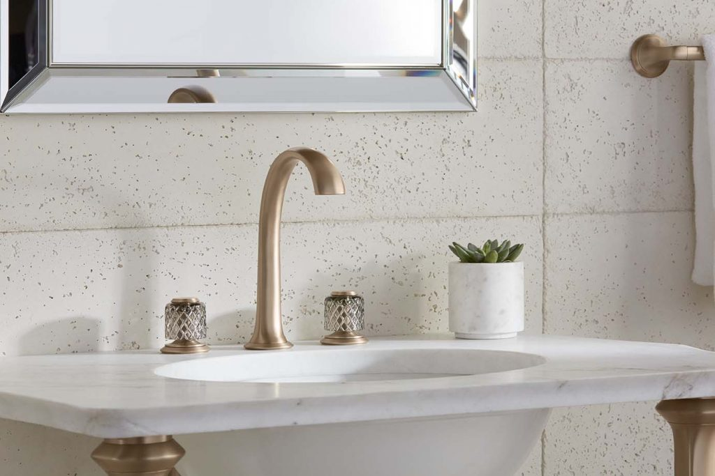 Distinctive Faucet Knob Designs