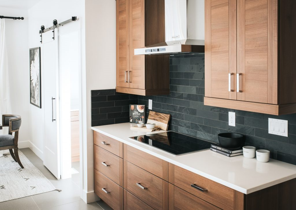 European-Style Cabinetry