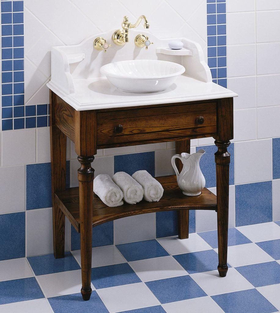 Furniture-Style Vanity