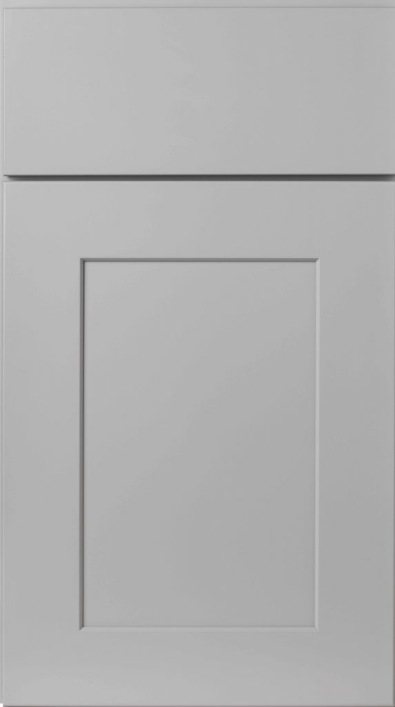 Classic Shaker in Pewter Paint