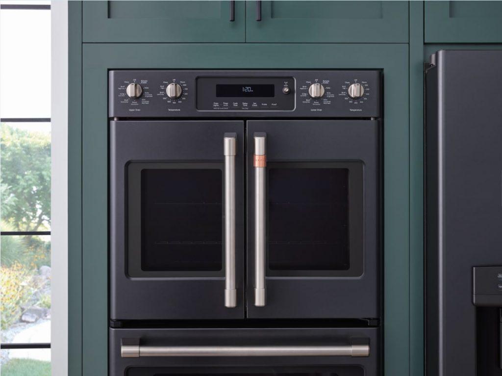 Matte Cooking Appliances