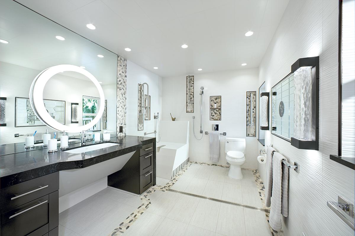 Universal Design - KBDA 10  Kitchen & Bath Design News