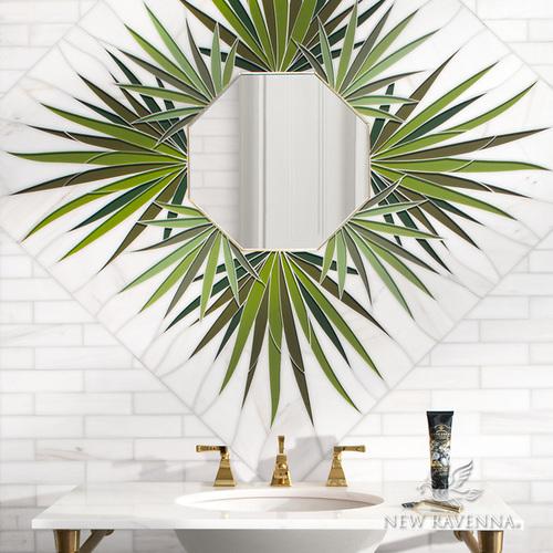Designer Mosaic Tile Line
