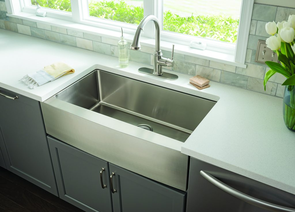 Handmade stainless steel sinks