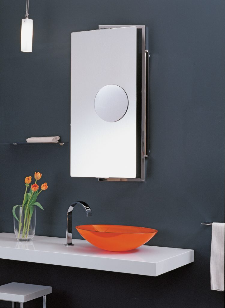 Mirror offers flexible range of views