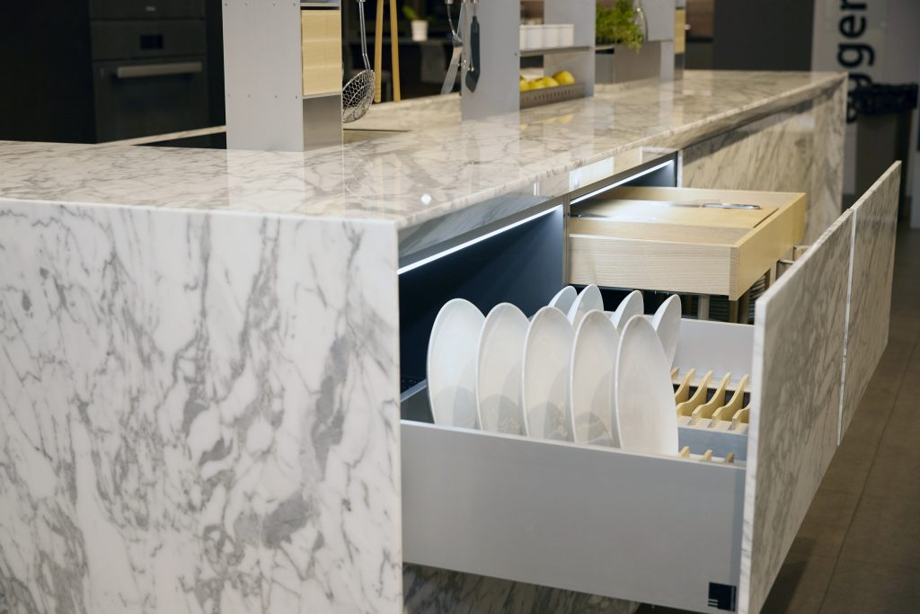 Stone Cabinetry