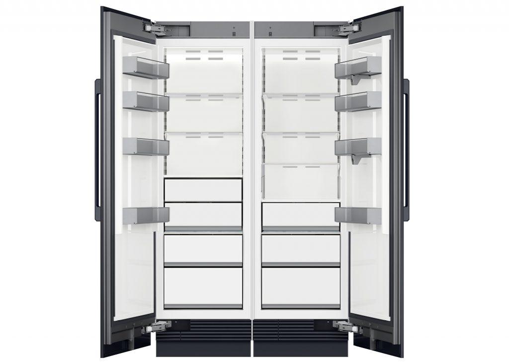 Connected Porcelain Refrigerator
