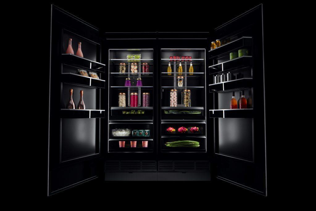 Customizable Column Refrigerators